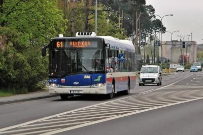 61 bydgoszcz autobus