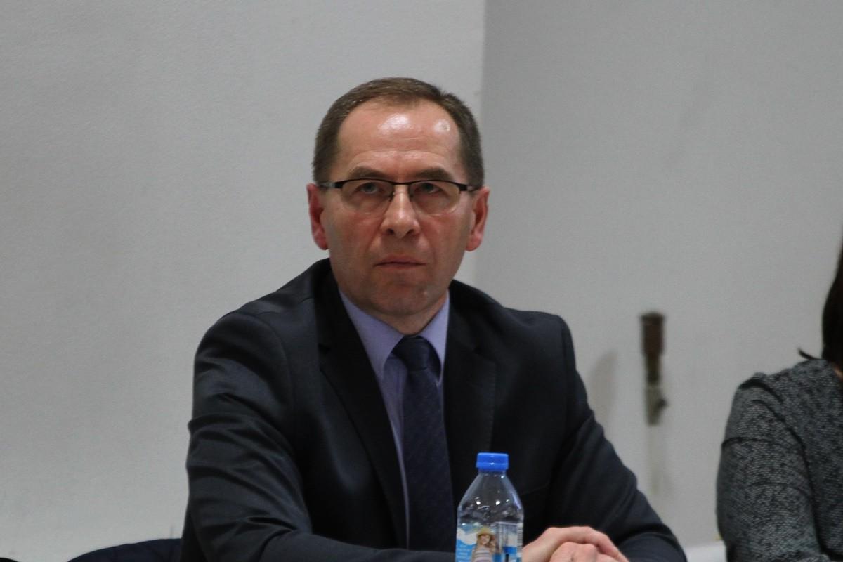 Dariusz Fundator - wójt gminy Białe Błota - SF