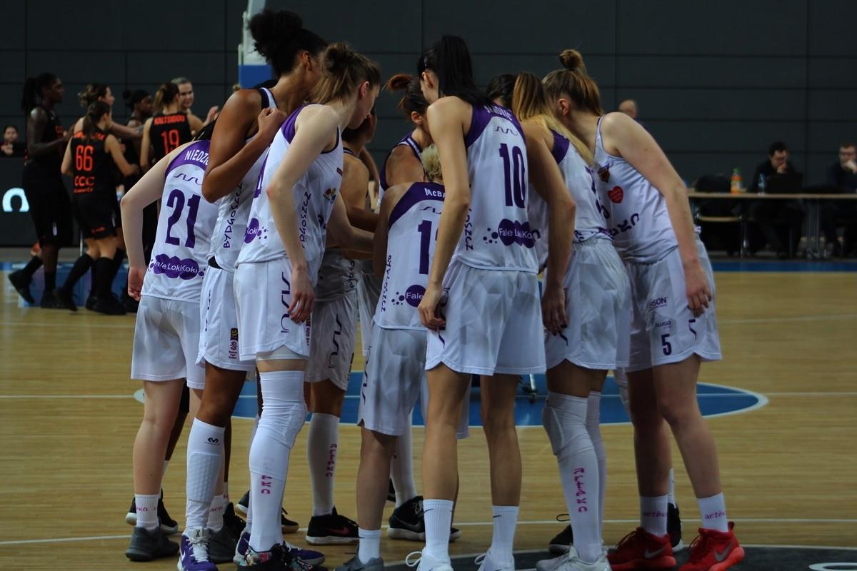 Energa Basket Liga Kobiet_ Artego Bydgoszcz - CCC Polkowice_ Artego - SF
