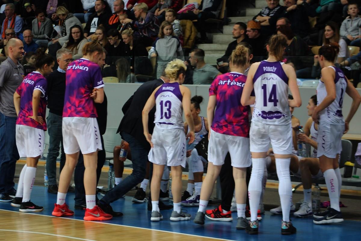 Energa Basket Liga Kobiet_ Artego Bydgoszcz-CCC Polkowice_ Artego - SF