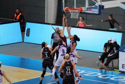Energa Basket Liga Kobiet_ Artego Bydgoszcz - Energa Toruń_ SF
