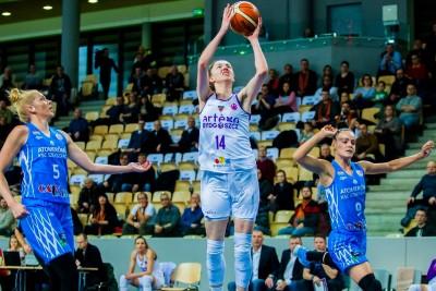 FIBA EuroCup_ Artego Bydgoszcz - KSC Szekszard_ Karolina Poboży - RW