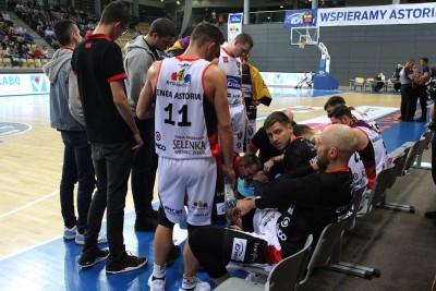I liga koszykarzy_ Enea Astoria Bydgoszcz - Księżak Syntex Łowicz_ Astoria-2_ SF