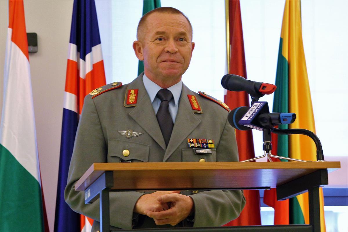 Gen. Wilhelm Grun - SG