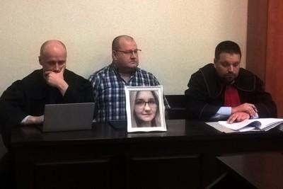 Jacek Lewandowski_ ojciec zmarłej 20-letniej Darii_ Sąd Rejonowy Bydgoszcz - SF