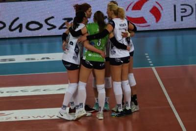 Liga Siatkówki Kobiet_ Bank Pocztowy Pałac Bydgoszcz - Energa MKS Kalisz_ Pałac-1 - SF