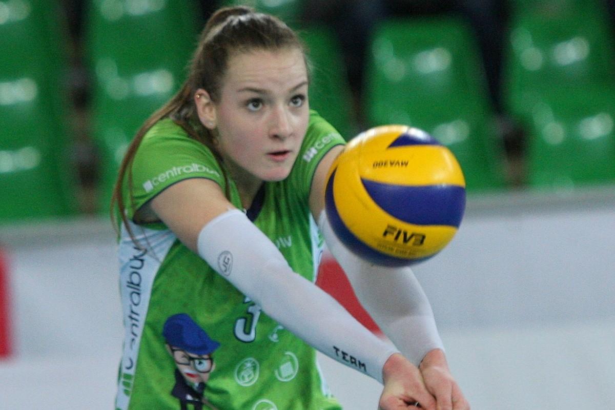 Liga Siatkówki Kobiet_ Bank Pocztowy Pałac Bydgoszcz - Monika Jagła_ DS (1)