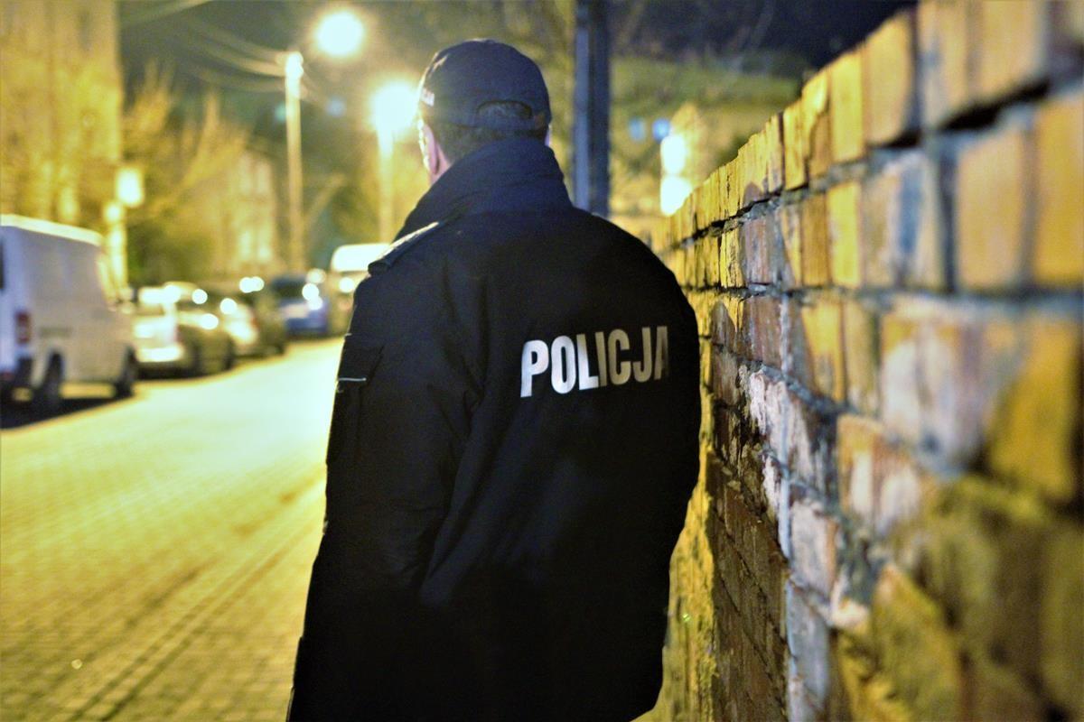 policjant bydgoszcz