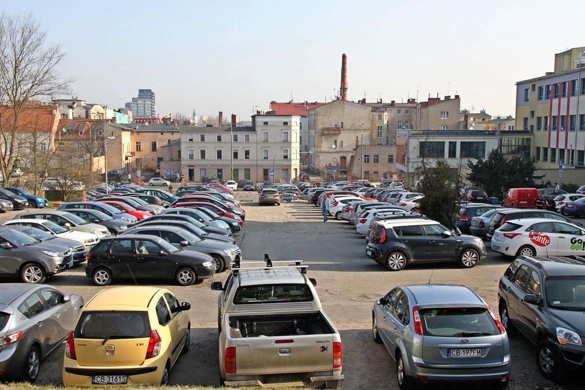 parking grudziądzka bydgoszcz