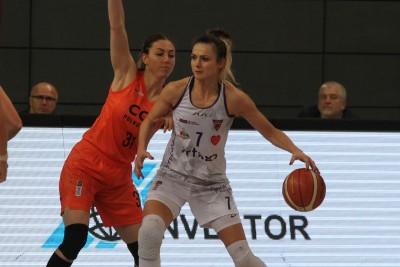 Suzuki Puchar Polski Kobiet - półfinał Artego Bydgoszcz - CCC Polkowice_ Agnieszka Szott-Hejmej - SF