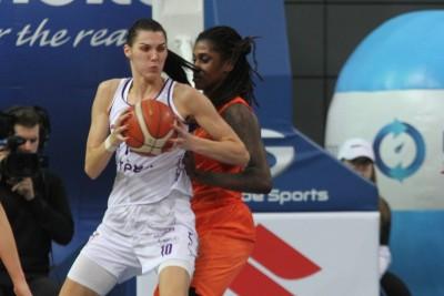 Suzuki Puchar Polski Kobiet - półfinał Artego Bydgoszcz - CCC Polkowice_ Dragana Stanković - SF (3)