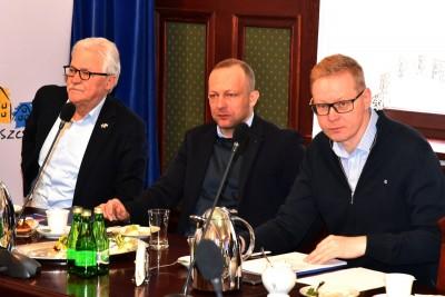 Tadeusz Zwiefka, Paweł Olszewski, Michał Stasiński - WW