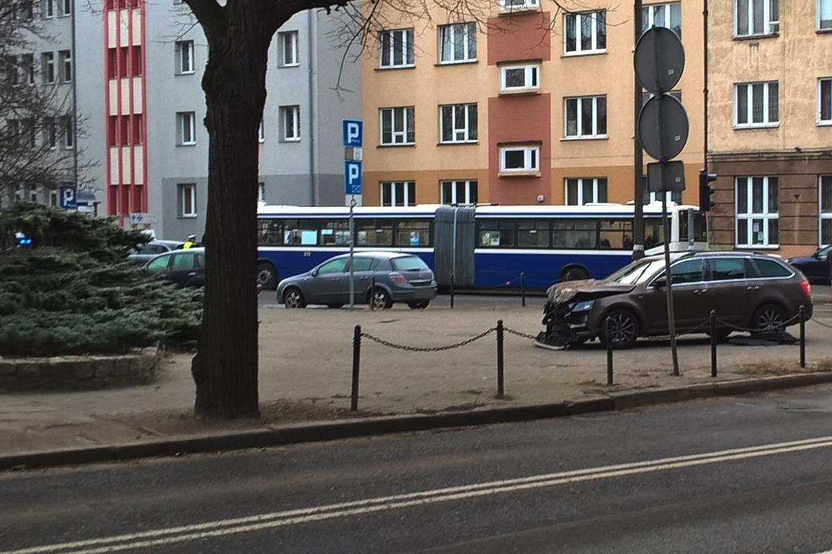 Wypadek_ Markwarta - 3 Maja Bydgoszcz_ SF