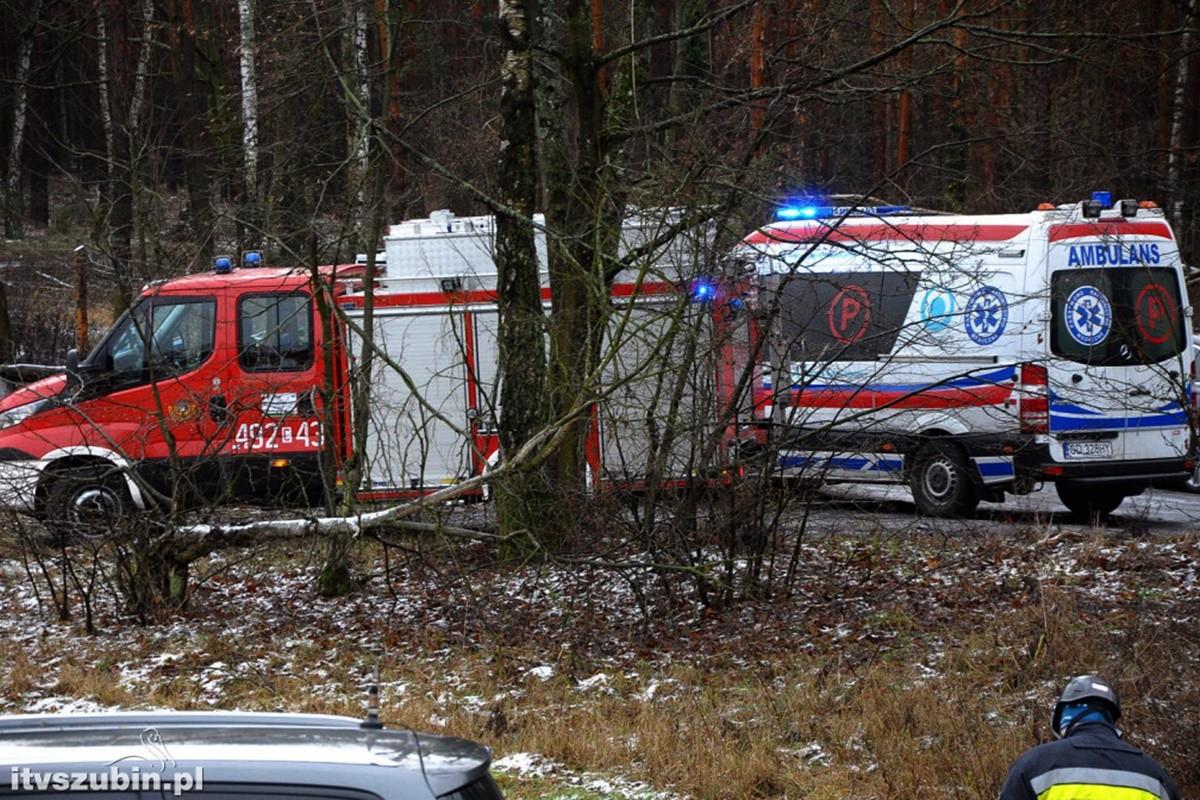 ambulans, straż pożarna_ na sygnale - MR-1