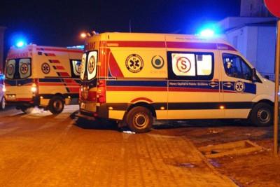 ambulans_ na sygnale  - MR