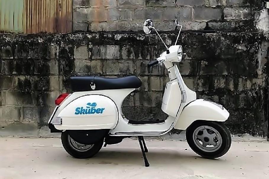 skuter Skubera