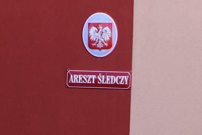 Areszt śledczy_ tabliczka Bydgoszcz - SF