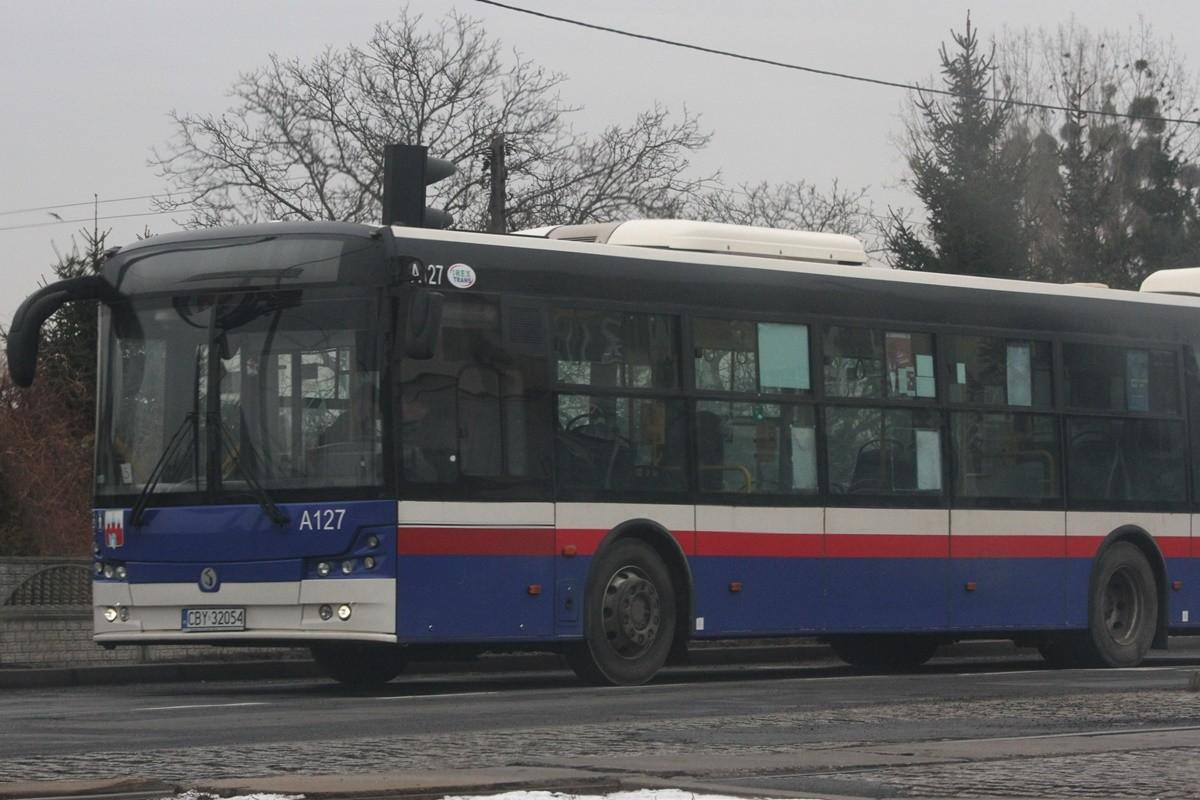 Autobus miejski Bydgoszcz_ Irex Trans - SF