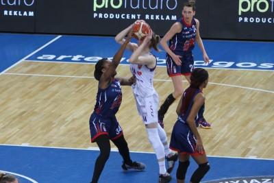 Energa Basket Liga Kobiet_ Artego Bydgoszcz - Sunreef Yachts Politechnika Gdańska_ Karolina Poboży - SF