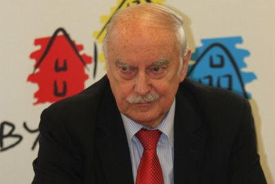 Eugeniusz Nowak - prezes Kujawsko-Pomorskiego Związku Piłki Nożnej - SF