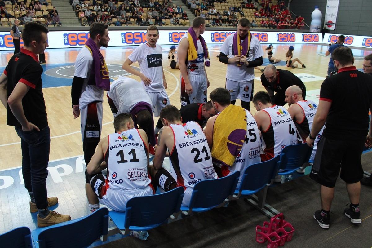 I liga koszykarzy_ Enea Astoria Bydgoszcz - STK Czarni Słupsk_ Astoria-1_ SF