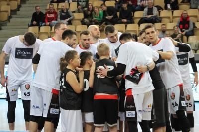 I liga koszykarzy_ Enea Astoria Bydgoszcz - STK Czarni Słupsk_ Astoria - SF