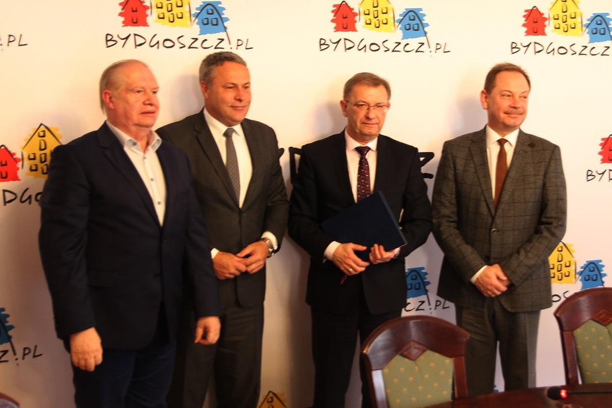 Jerzy Kanclerz, Rafał Bruski, Andrzej Włosik, Andrzej Bidera - SF