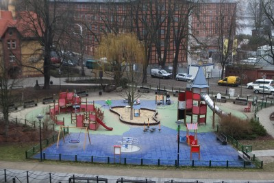 Plac Zabaw - Wyspa Młyńska Bydgoszcz_ SF