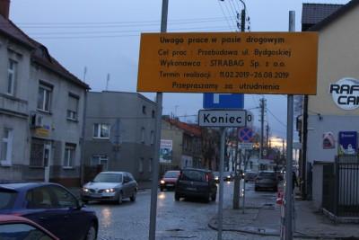 Remont Starego Fordonu Bydgoszcz_ tablica informacyjna - SF