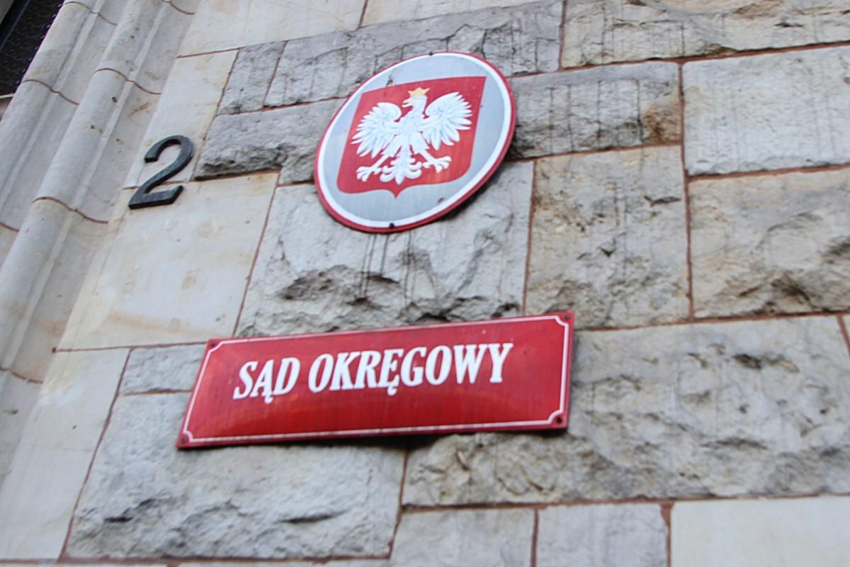 Sąd Okręgowy Bydgoszcz - szyld_ SF