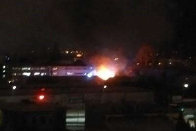 pożar_ szajnochy Bydgoszcz - nadesłane