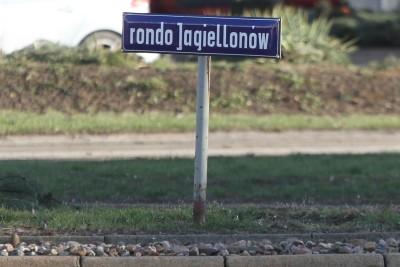 rondo Jagiellonów - tabliczka_ SF