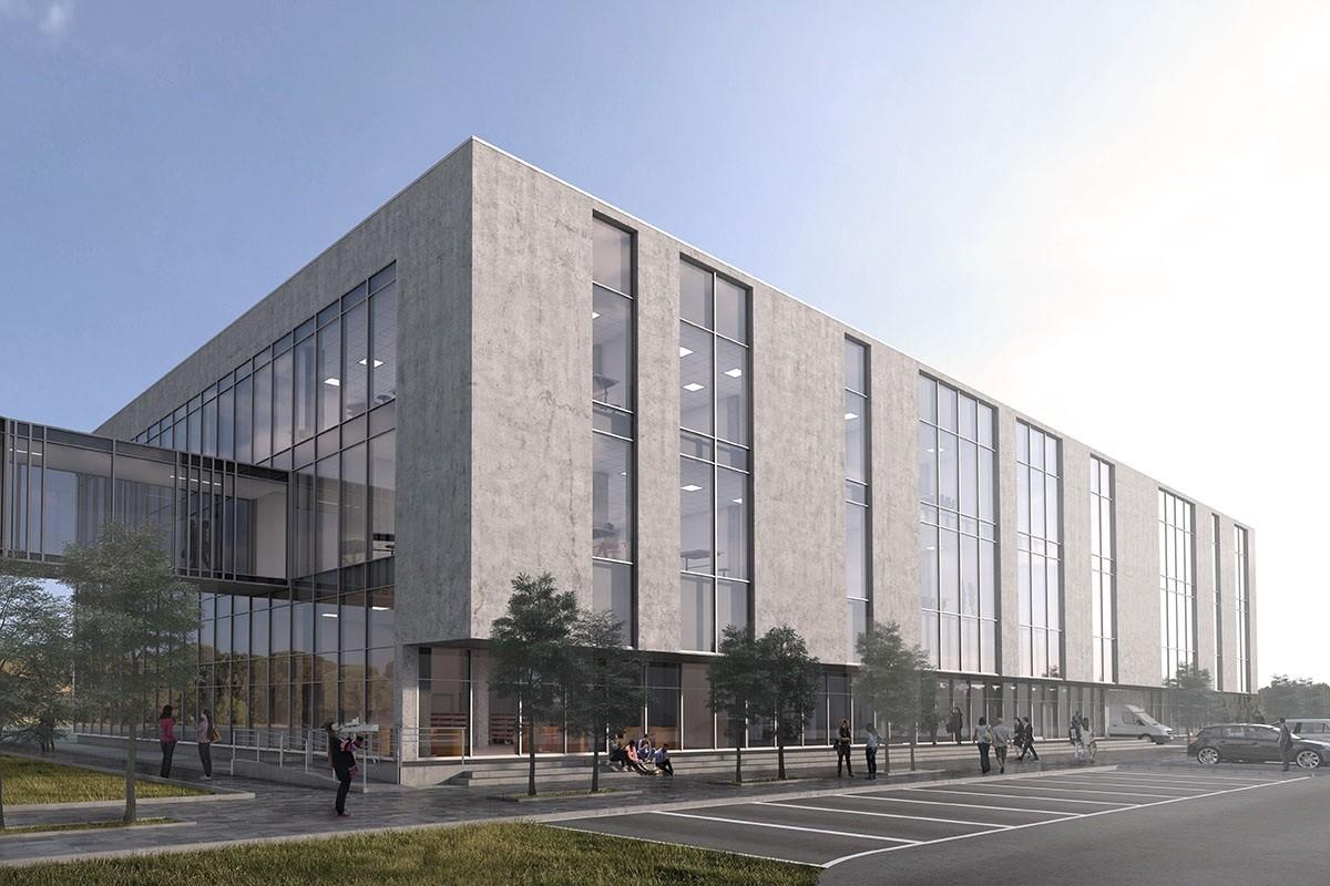 utp nowy budynek