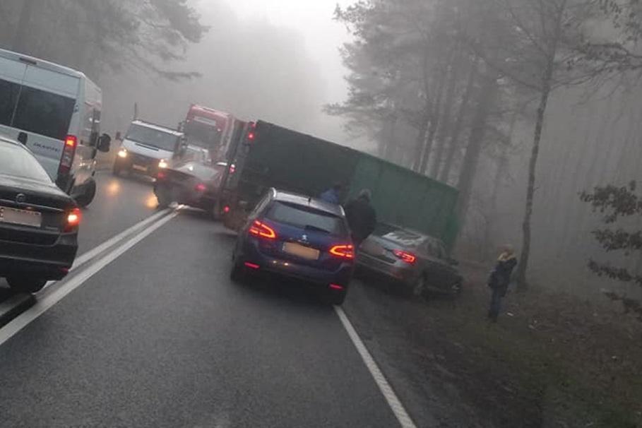 wypadek, dk10 - nadesłane