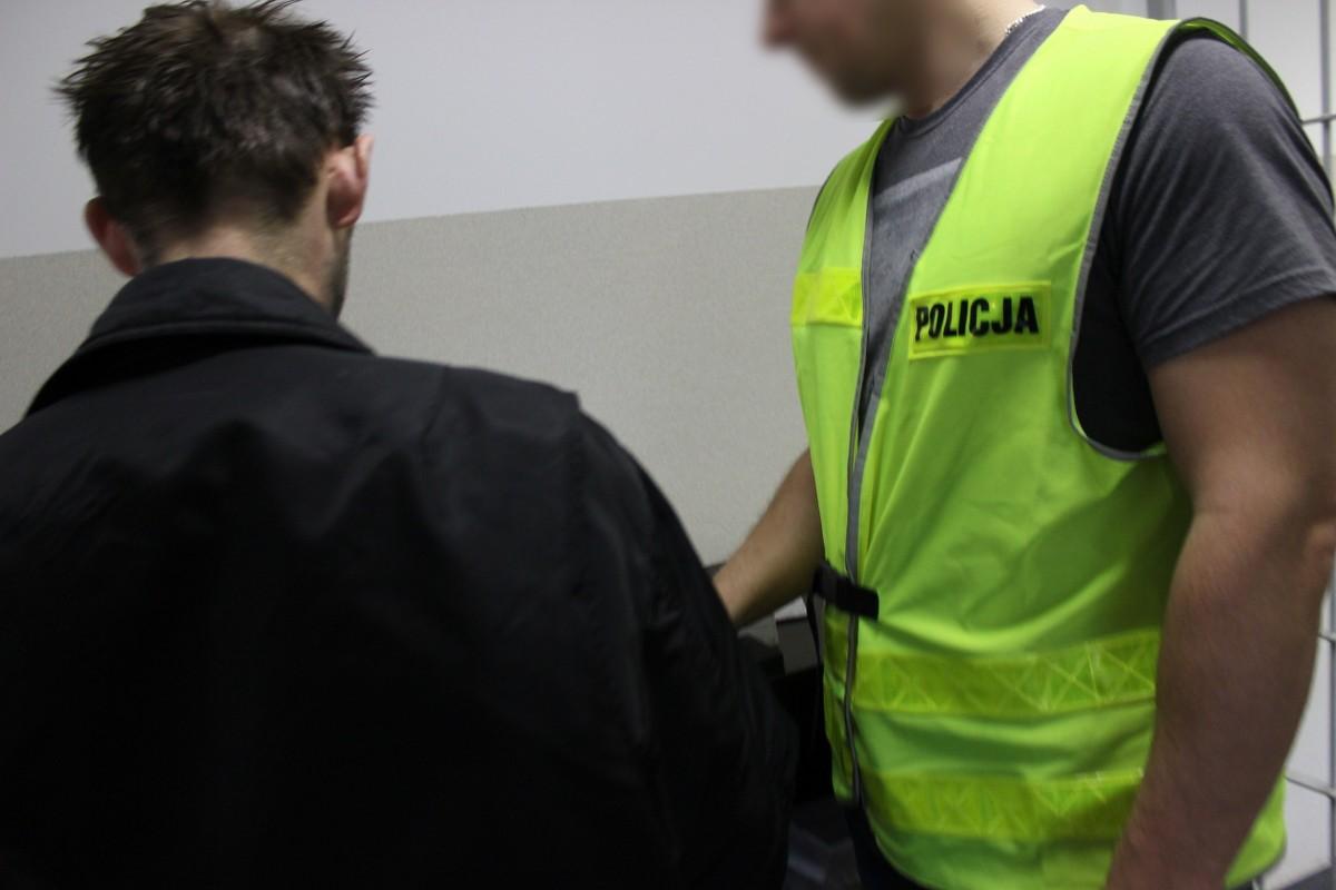 zatrzymany_ podejrzany o spowodowanie wypadku na A1_ KMP Toruń