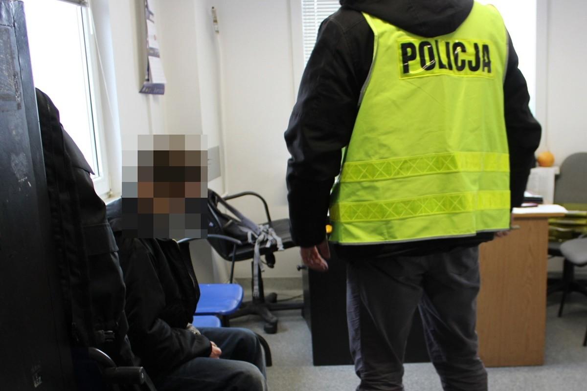 zatrzymany_ podejrzany o spowodowanie wypadku na A1_ KMP Toruń-2
