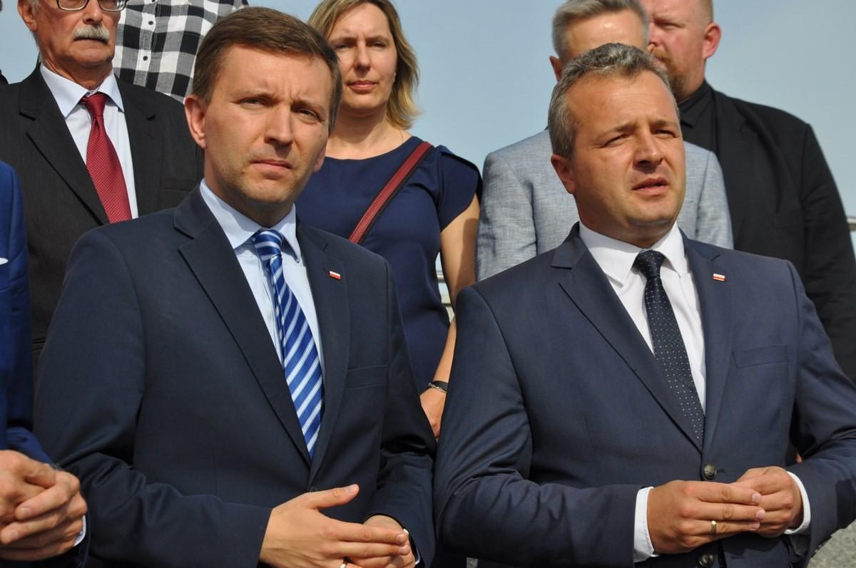 Łukasz Schreiber, Mikołaj Bogdanowicz - ST