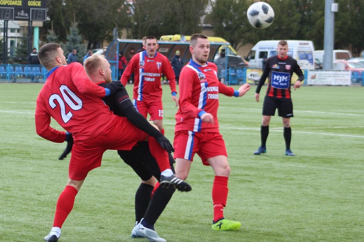 16-03-19_ IV liga piłki nożnej_ Polonia Bydgoszcz - Pomorzanin Toruń - JS (24)