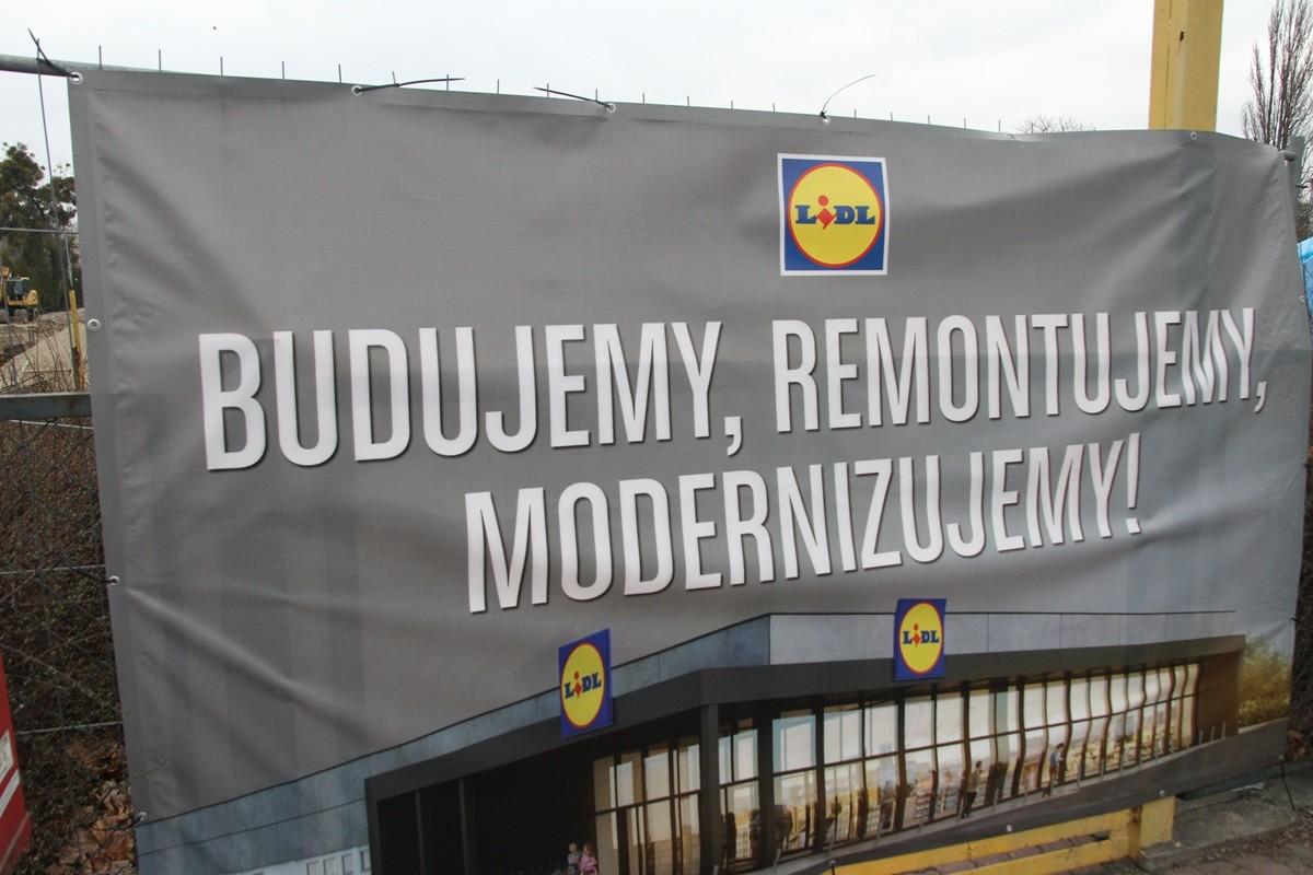 21-03-19 Budowa Lidla - Powstańców Wielkopolskich - Wyszyńskiego Bydgoszcz - SF (4)