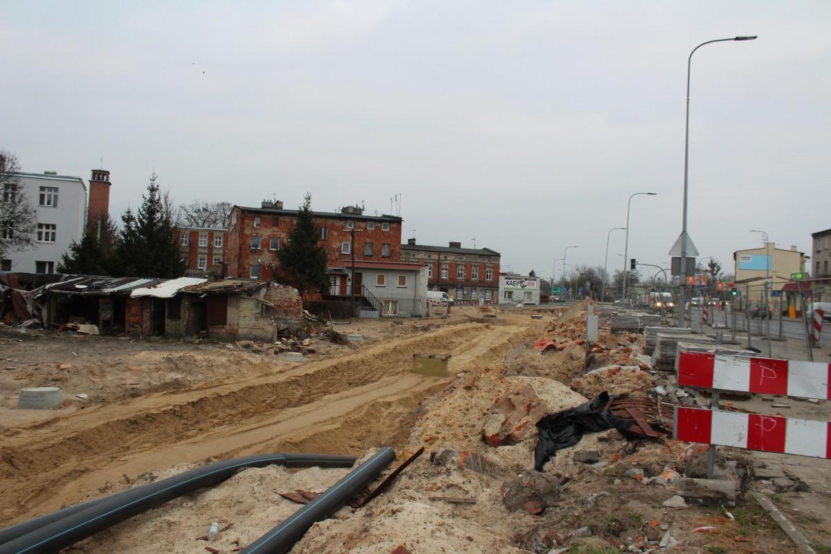 21-03-19 Remont ul. Grunwaldzkiej Bydgoszcz - JS (30)