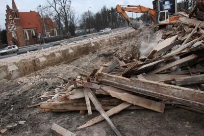 7-03-2019 Budowa linii tramwajowej_ ul. Toruńska Bydgoszcz - SF (12)