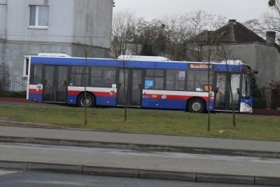 Autobus - linia 165 - JS