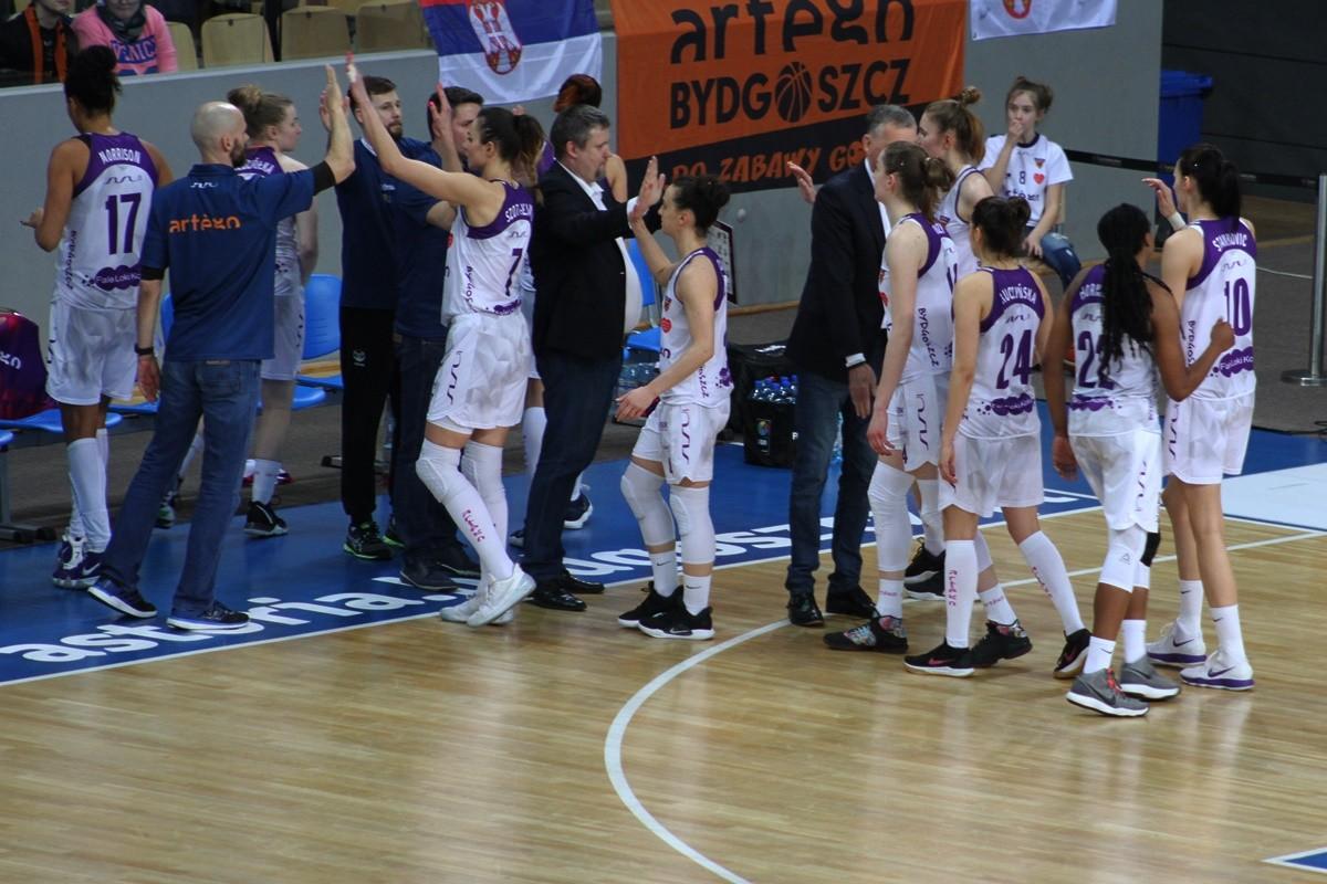 Energa Basket Liga Kobiet_ Artego Bydgoszcz - Invest In The West AZS Gorzów Wielkopolski - SF (1)