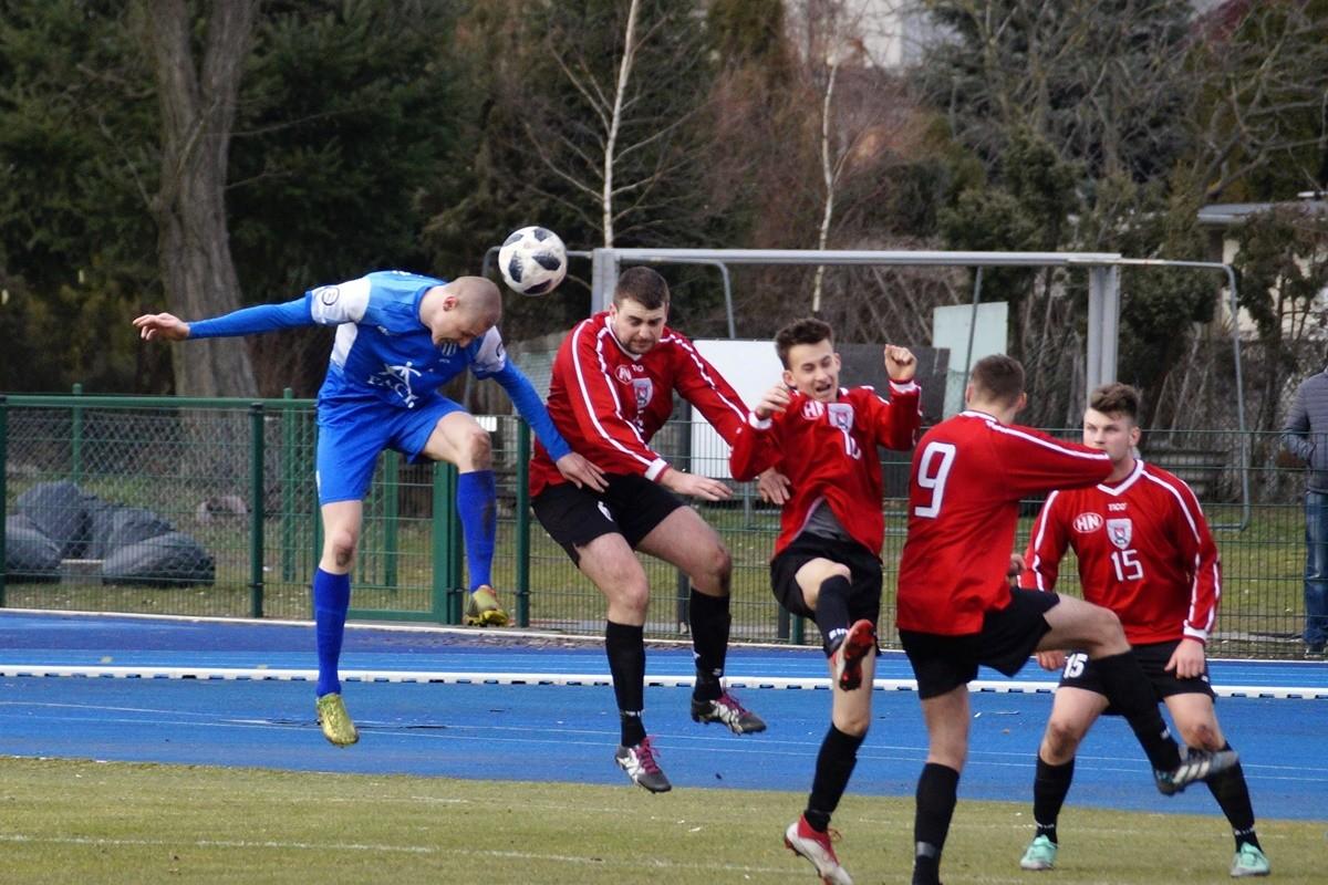 Klasa okręgowa, grupa II piłki nożnej_ Szubinianka Szubin - Goplania Inowrocław - AS (10)