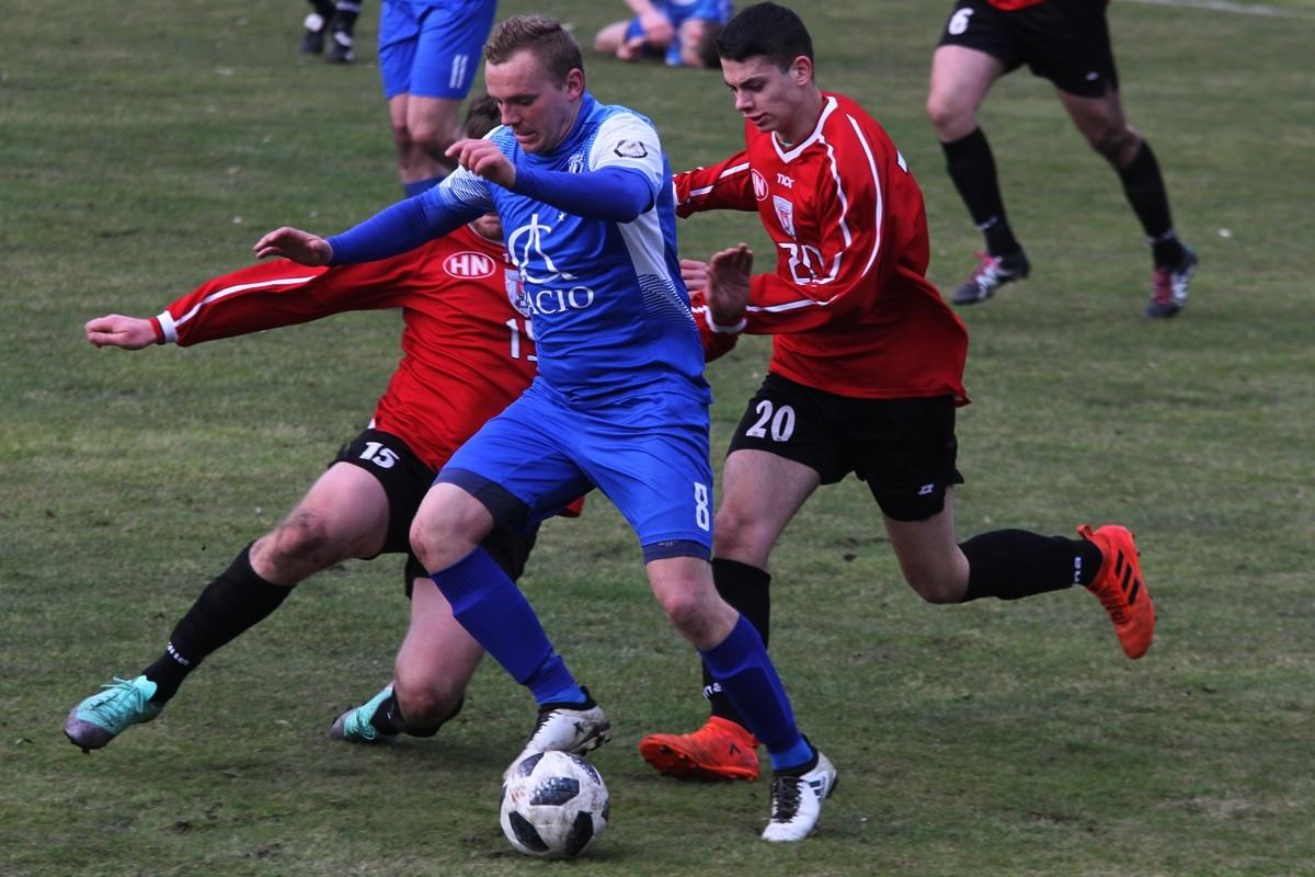 Klasa okręgowa piłki nożnej_ Szubinianka Szubin - Goplania Inowrocław - SF (7)