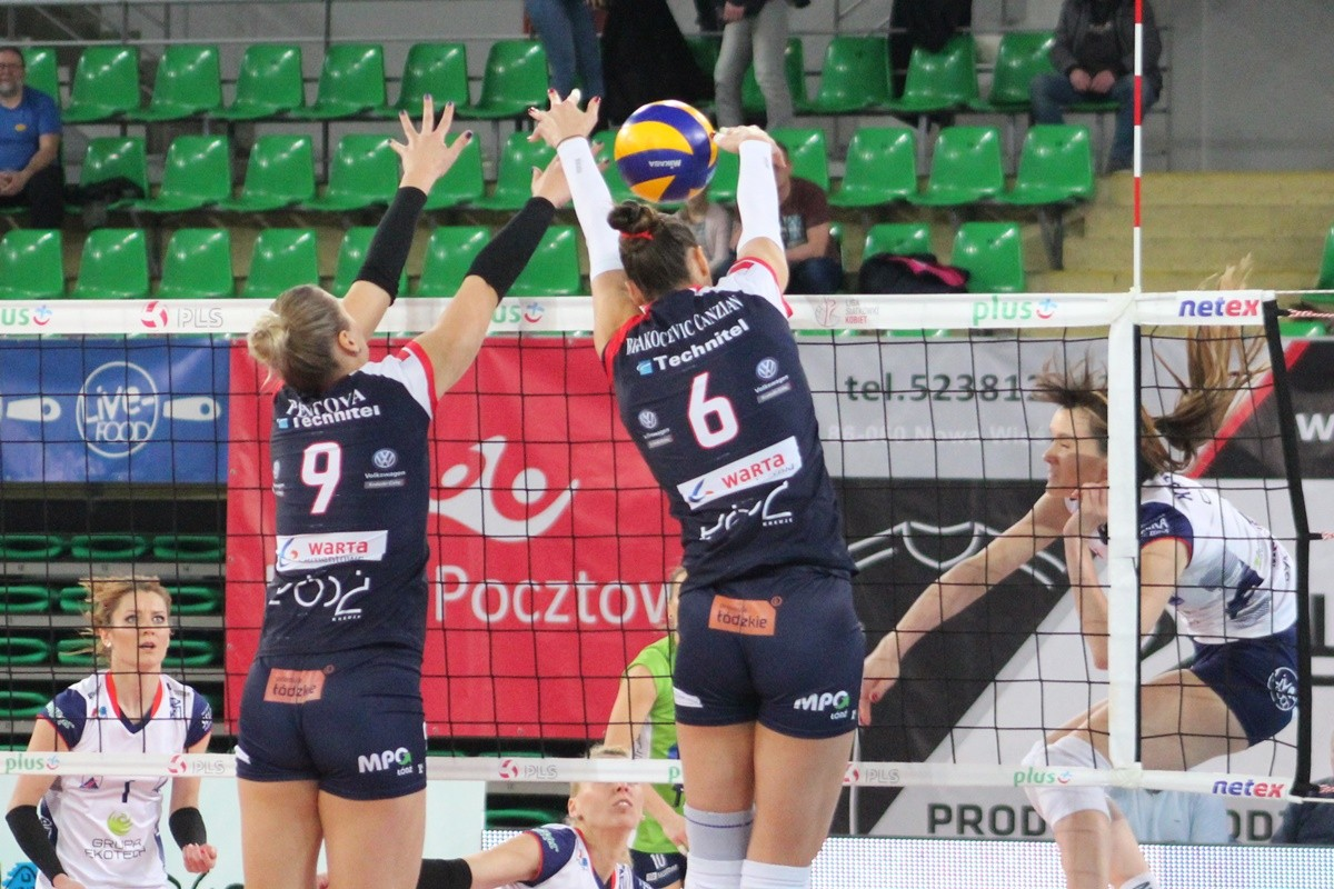 Liga Siatkówki Kobiet_ Bank Pocztowy Pałac Bydgoszcz - Grot Budowlani Łódź_ JS (1)