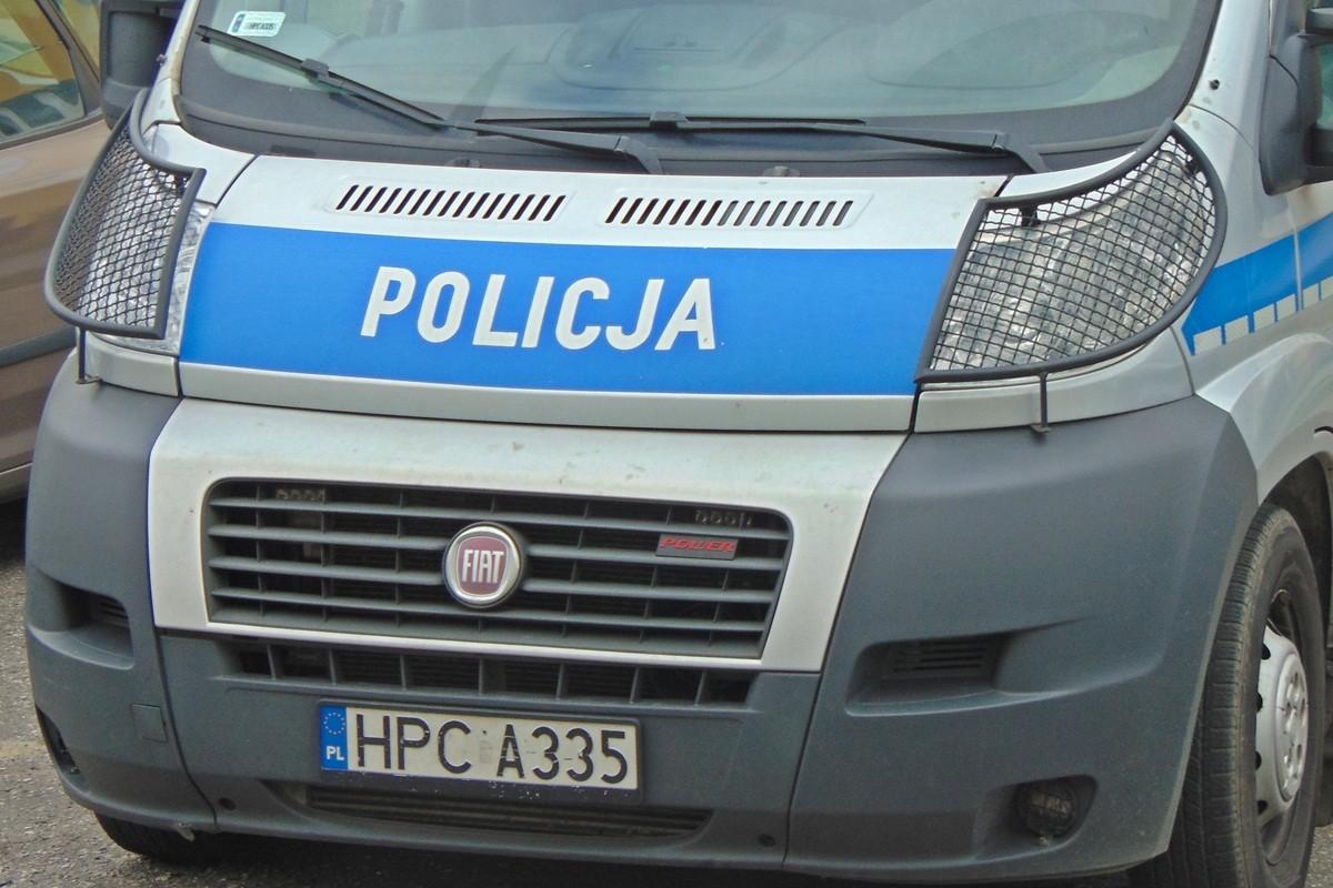 policja fordon