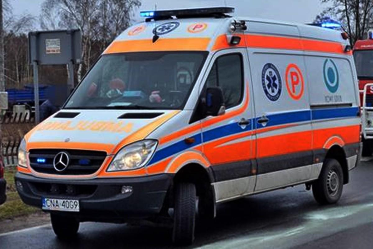 ambulans - na sygnale - MR-1