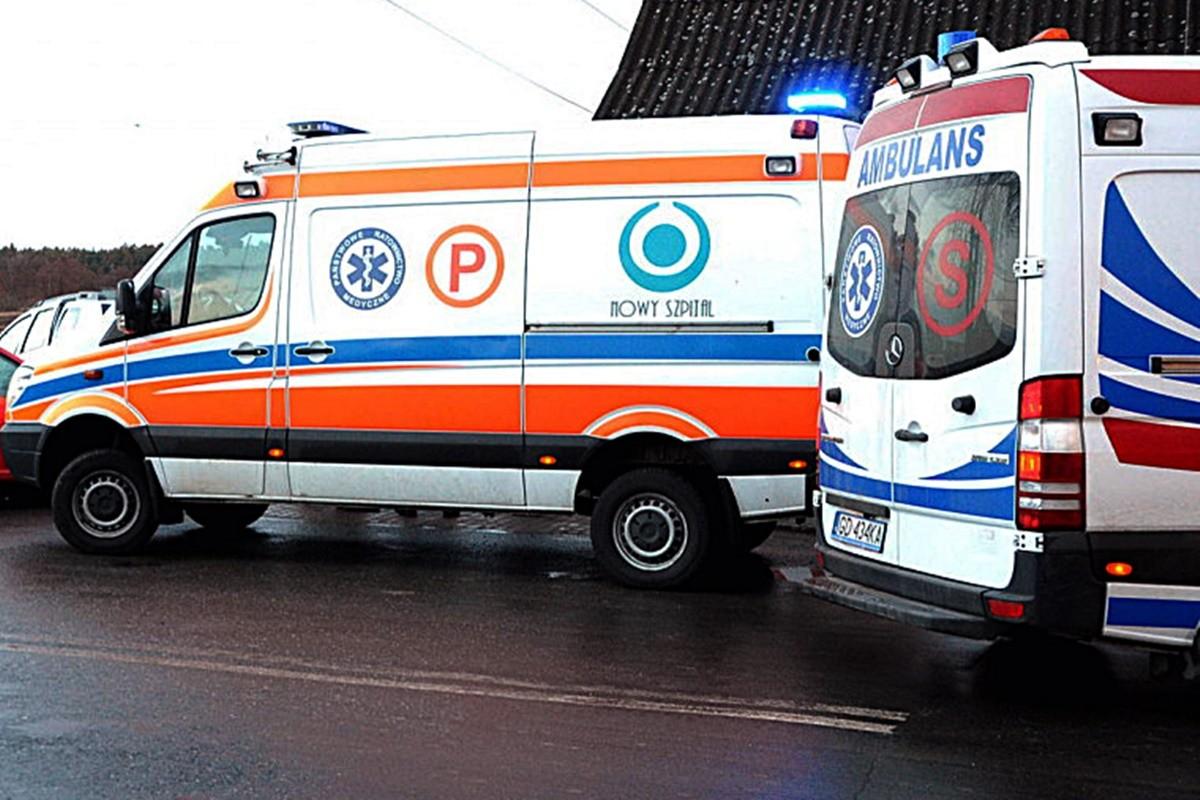 ambulans - na sygnale - MR
