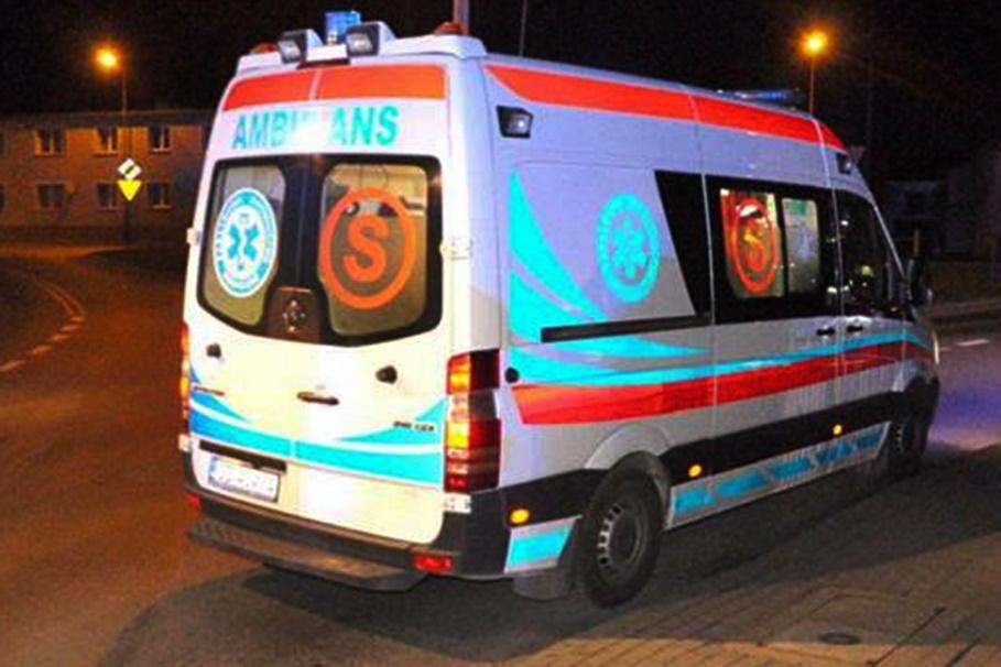 ambulans - na sygnale - MR-2